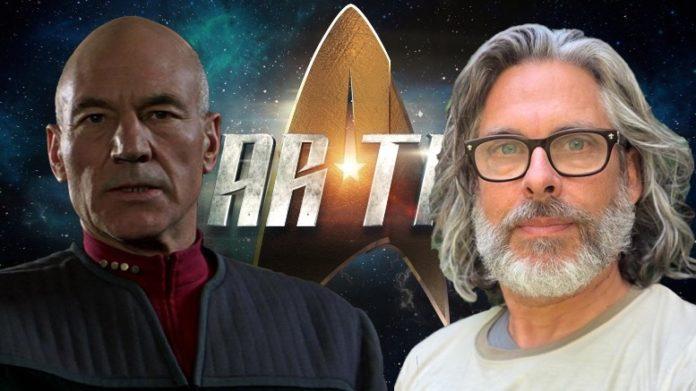 Star Trek - Picard, Michael Chabon