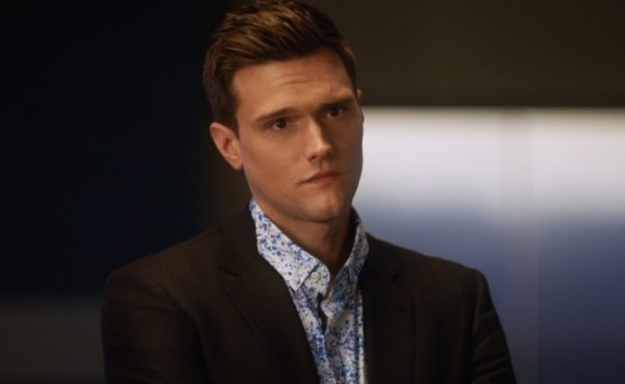 Hartley Sawyer, The Flash
