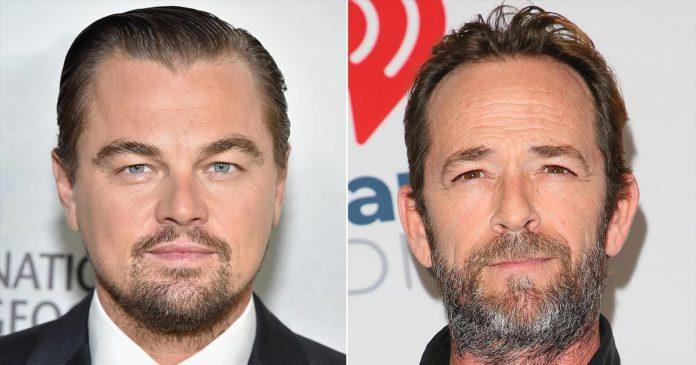 Leonardo DiCaprio, Luke Perry