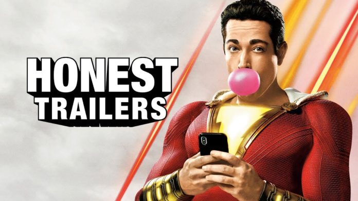 Shazam! Honest Trailer