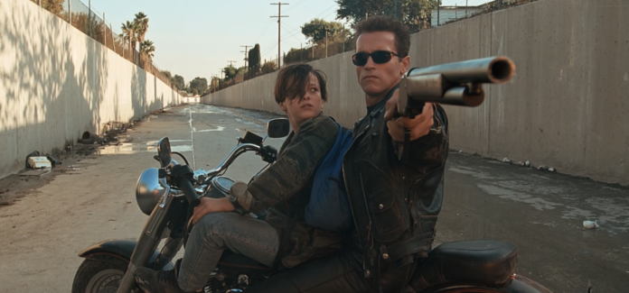 Terminator 2, Edward Furlong