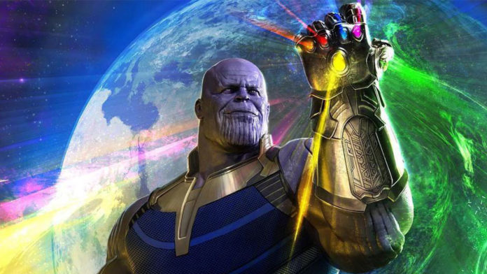 Thanos, Avengers - Infinity War
