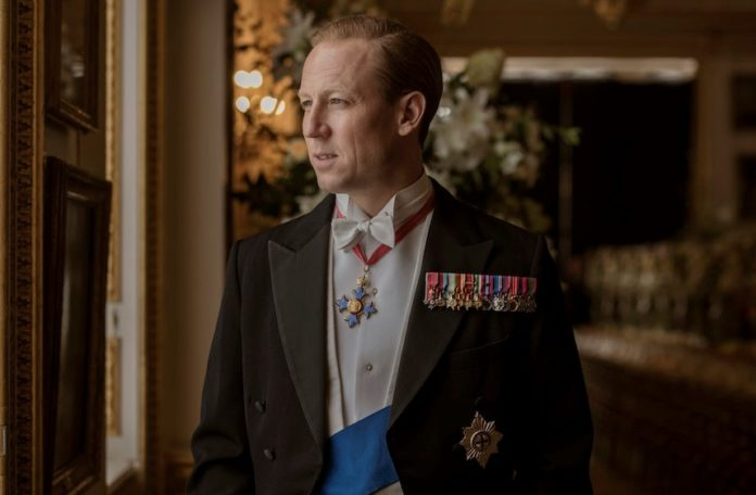 The Crown,Tobias Menzies