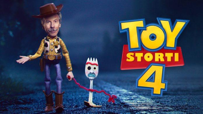 Toy Story 4, Aldo Giovanni e Giacomo