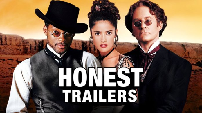Wild Wild West Honest Trailer