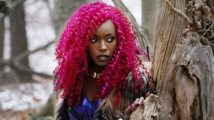 Anna Diop, Starfire