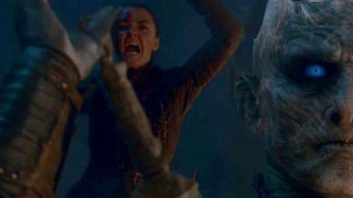 Arya, Re della Notte, Game of Thrones