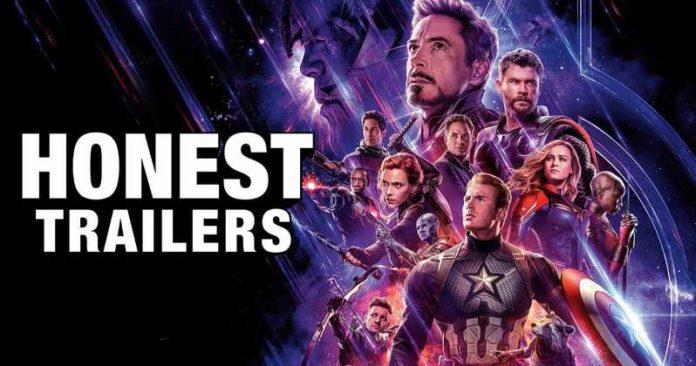Avengers - Endgame Honest Trailer