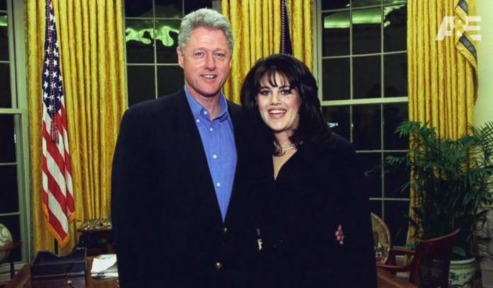 Bill Clinton, Monica Lewinsky
