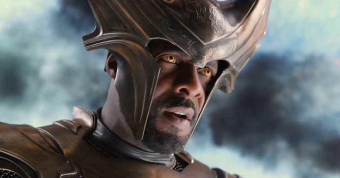 Heimdall, Idris Elba