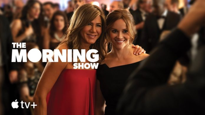 The Morning Show, Reese Witherspoon,Jennifer Aniston