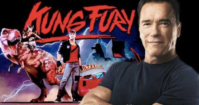 Arnold Schwarzenegger, Kung Fury