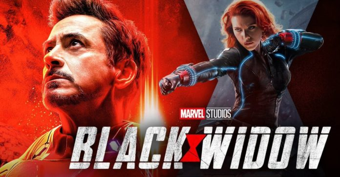 Black Widow, Robert Downey Jr.