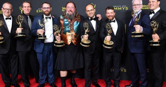 Creative Arts Emmy Awards 2019