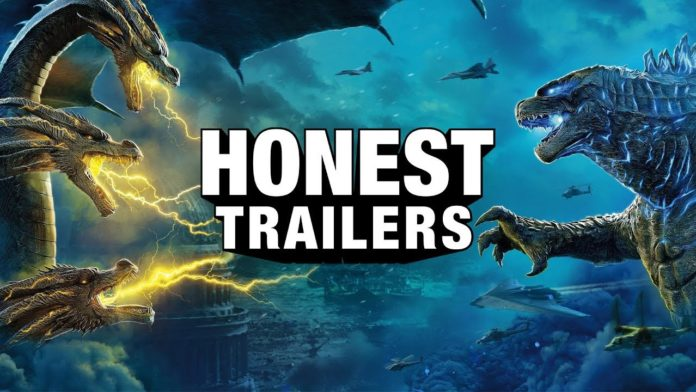 Godzilla - King of Monsters Honest Trailer