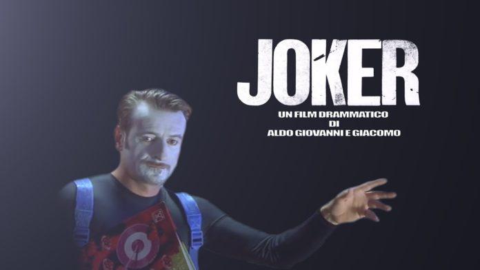 Joker Aldo, Giovanni e Giacomo