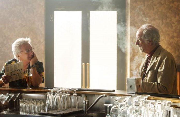 L'Uomo del Labirinto, Toni Servillo, Dustin Hoffman