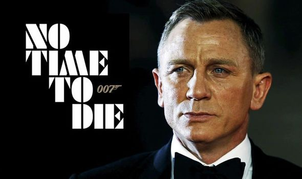 007 - No Time To Die