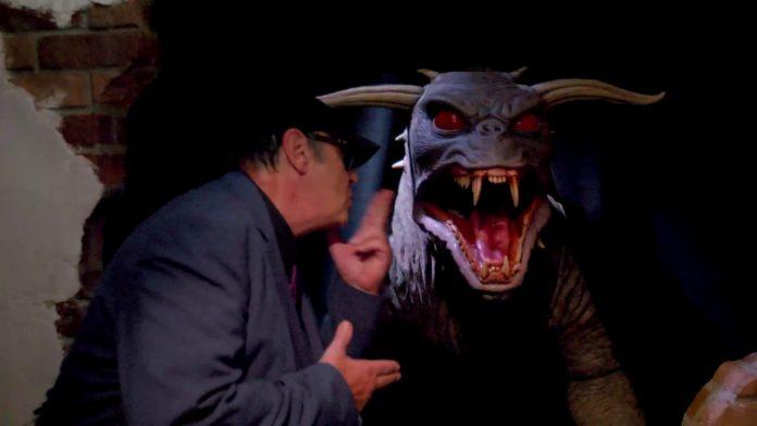 Dan Aykroyd, labirinto Ghostbusters, Universal Studios