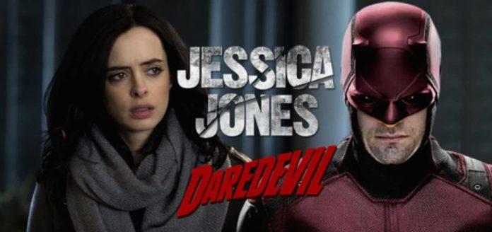 Daredevil, Jessica Jones