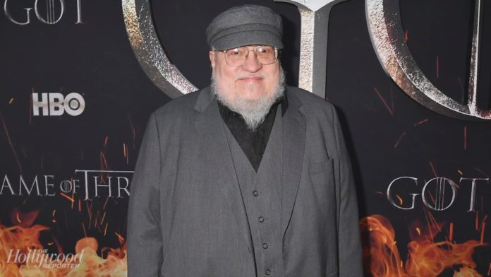 Game of Thrones, George. R. R. Martin