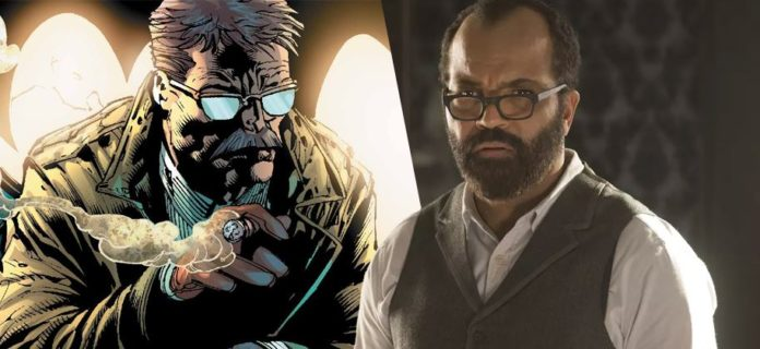 Jeffrey Wright, Commissario Gordon