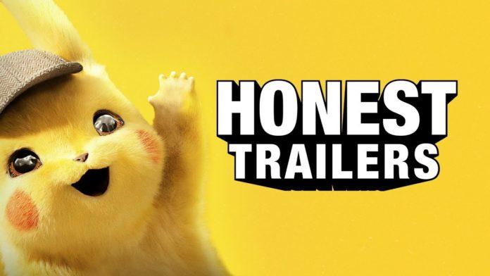 Pokémon – Detective Pikachu Honest Trailer
