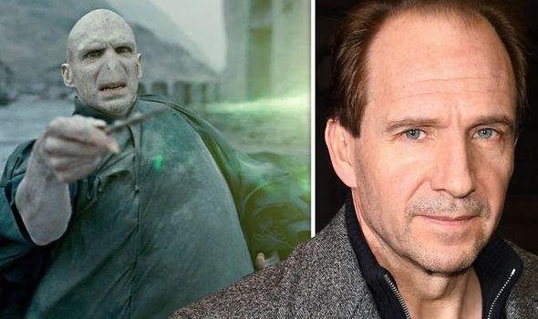 Ralph Fiennes, Voldemort, Harry Potter