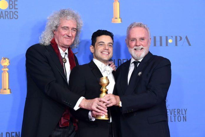 Rami Malek, Queen, Bohemian Rhapsody