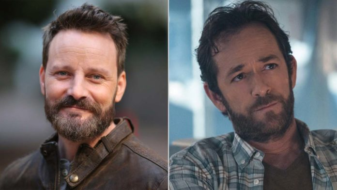 Riverdale, Ryan Robbins, Luke Perry