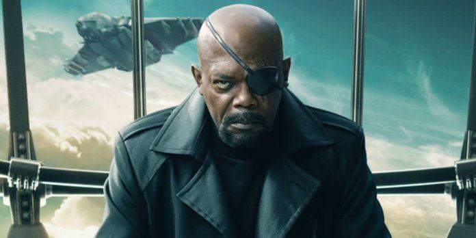 Samuel L. Jackson, Nick Fury
