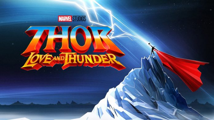 Thor - Love and Thunder