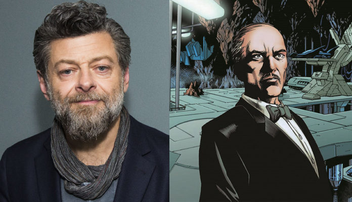 Andy Serkis, Alfred