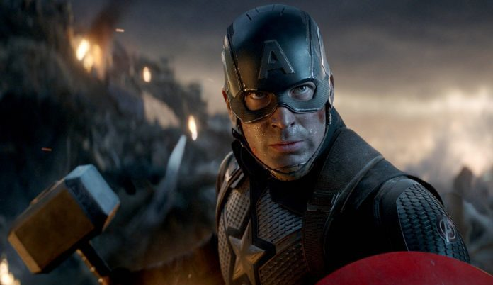 Captain America, Mjolnir