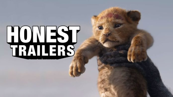 Il Re Leone, Honest Trailer