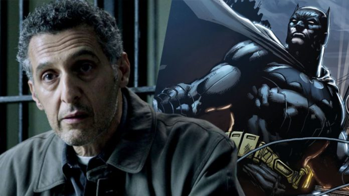 John Turturro, The Batman, Carmine Falcone