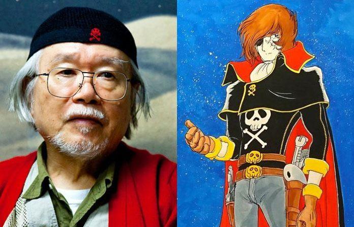Leiji Matsumoto, Capitan Harlock