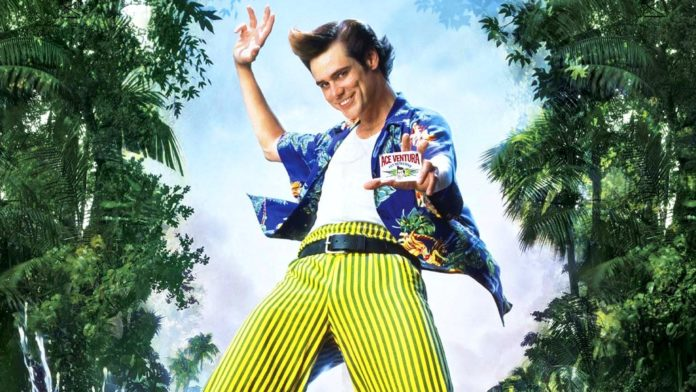 Ace Ventura, Jim Carrey