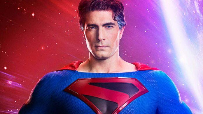 Crisi sulle Terre Infinite, Superman, Brandon Routh