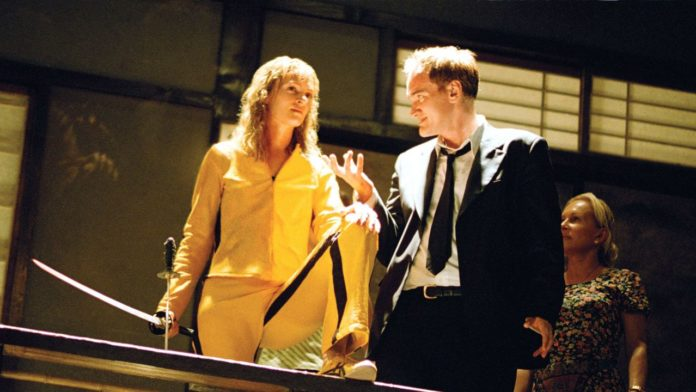 Kill Bill, Quentin Tarantino, Uma Thurman