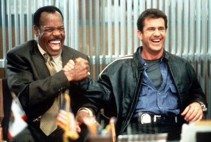 Arma Letale, Danny Glover, Mel Gibson