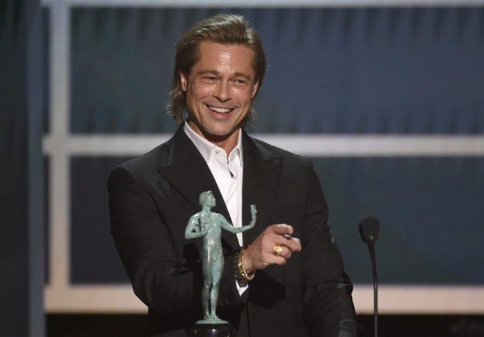 Brad Pitt, SAG Awards
