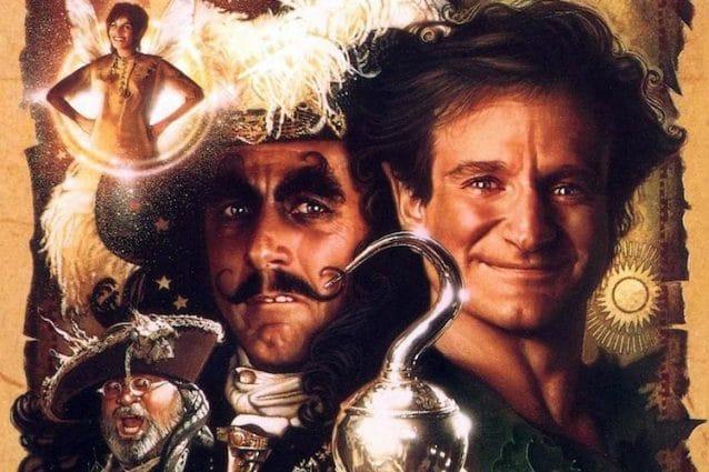 Hook - Capitan Uncino, Peter Pan