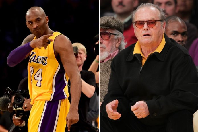 Kobe Bryan, Jack Nicholson