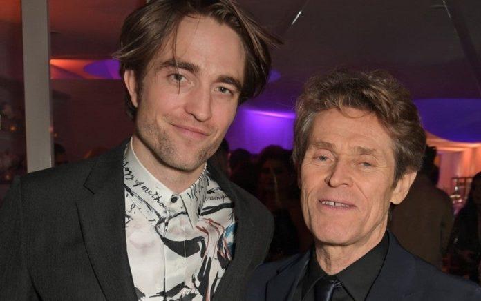 Robert Pattinson, Willem Dafoe