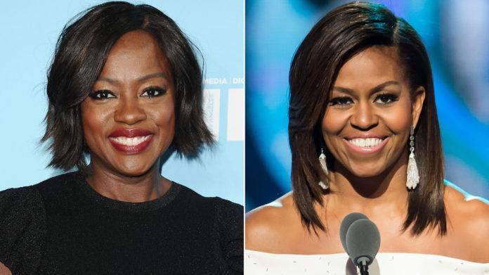 First Ladies, Viola Davis, Michelle Obama