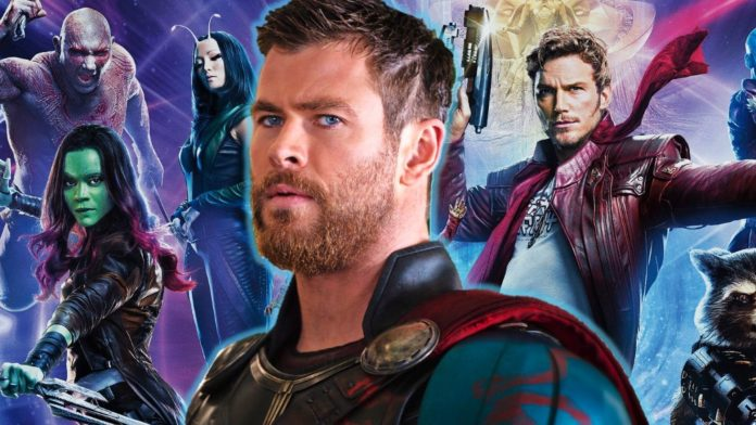 Guardiani della Galassia Vol. 3, Thor