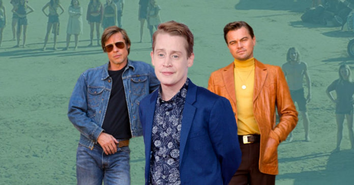 Macaulay Culkin, C'era una volta a... Hollywood