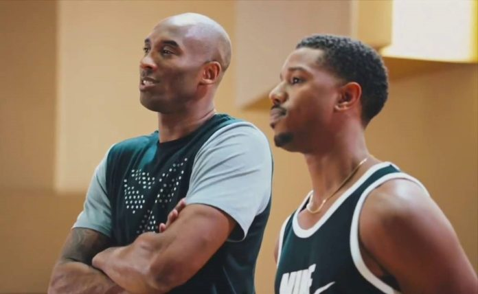 Michael B. Jordan, Kobe Bryant