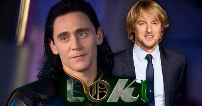 Owen Wilson, Loki